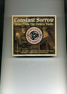 CONSTANT SORROW - GEMS FROM THE ELEKTRA VAULTS - JUDY COLLINS - 2 CDS - NEW!!