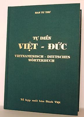 Vietnamesisch-Deutsches Wörterbuch
