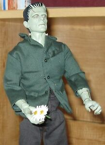 SIDESHOW FRANKENSTEIN BORIS KARLOFF  Universal Studios Monsters LOOSE FIGURE
