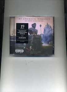 MY CHEMICAL ROMANCE - MAY DEATH NEVER STOP YOU - THE GREATEST HITS - NEW CD!!