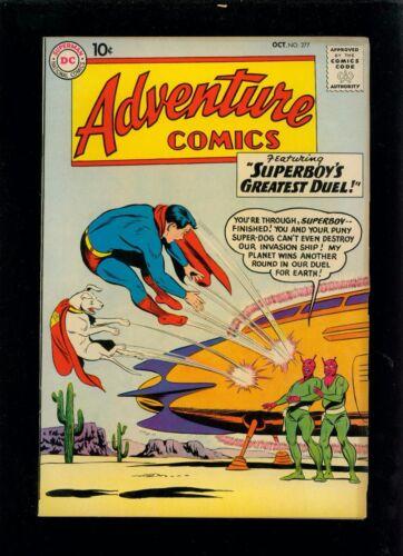 Adventure Comics 277 - Large Scans