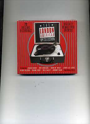 THE LONDON AMERICAN EP COLLECTION - FATS DOMINO CHUCK BERRY - 3 CDS - NEW!