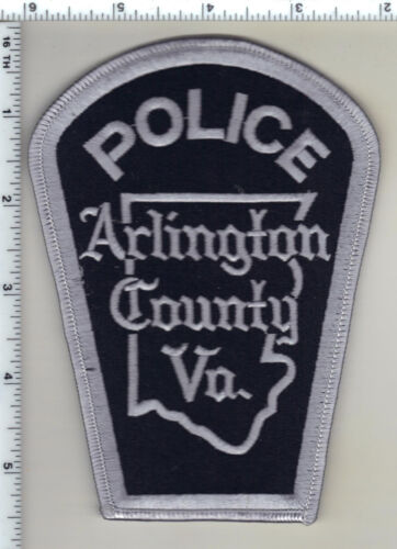 Arlington County Police (Virginia) Subdued Shoulder Patch from 1993