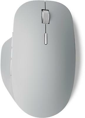 Microsoft - Surface Precision Bluetooth Optical Mouse - Gray