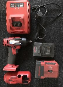 Snap-On cordless impact wrench Led light