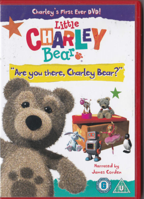 LITTLE CHARLEY BEAR ARE YOU THERE CHARLEY BEAR ? DVD 7 EPISODES KIDS