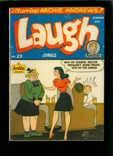 Laugh Comics 23 VG 4.0