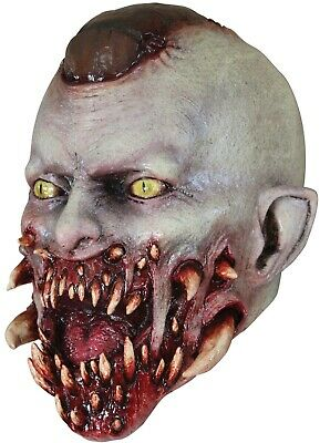 Big Teeth Halloween (Halloween Costume KRESNIK BIG TEETH Horror High-Quality Latex Deluxe)