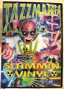 Tazzmania vs Slammin' Vinyl 95 - 8 cd pack (Dreamscape, Vibealite, Helter)