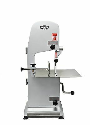 Kws B-210 Commercial Electric Meat Band Saw Bone Saw Machine Cutter Heavy-duty