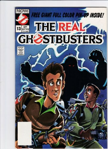 The Real Ghostbusters 13  VF