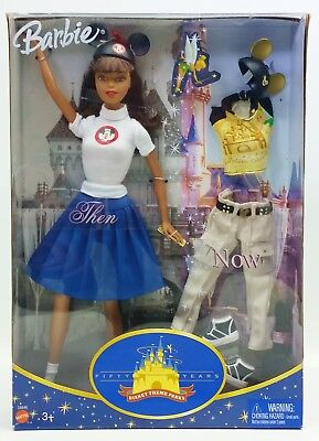 Barbie Mickey Mouse Mouseketeer's African American Doll No.C6846 NRFB ()
