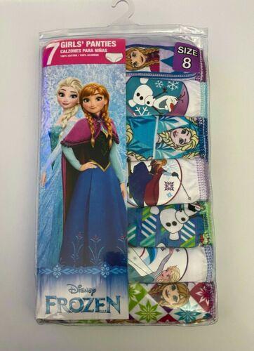 NEW Disney Frozen Panties Girls