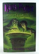 Harry Potter Book 6 Hardcover