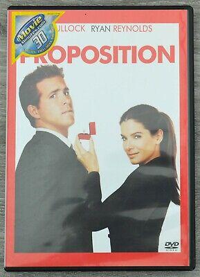 DVD La proposition (Sandra Bullock)