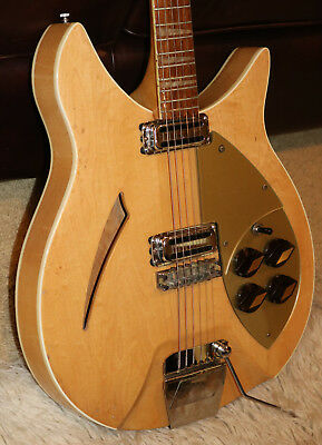 1960 Rickenbacker 365 Capri  (RIE0376)