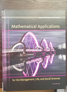 Mathematical applications 11th edition ITM 107