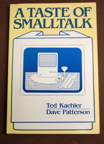 """Rare  """"A  Taste of SmallTalk """" 1986"""