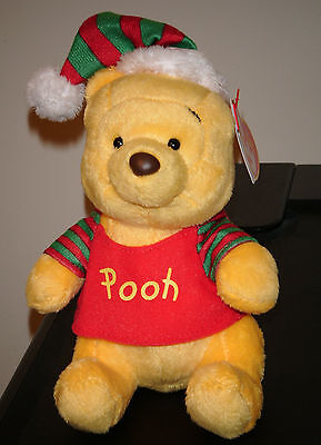 Ty Beanie Baby Winnie The Pooh Disney 2012 Walgreens Exclusive Mint