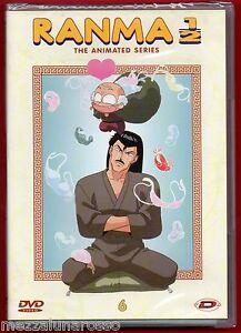 RANMA 1/2 The Animated Serie. Vol. 06 (1988) DVD - Monterotondo, Italia - NON RISPONDIAMO PER DANNI, SMARRIMENTI O FURTI CAUSATI DALLE POSTE O DAI CORRIERI LUNGO IL TRAGITTO DI SPEDIZIONE. POTETE USUFRUIRE DI ASSICURAZIONE CHE DOVRA' ESSERE CHIESTA E PAGATA OLTRE AL PREZZO GIA' CONCORDATO. NEL CASO L'OGGE - Monterotondo, Italia