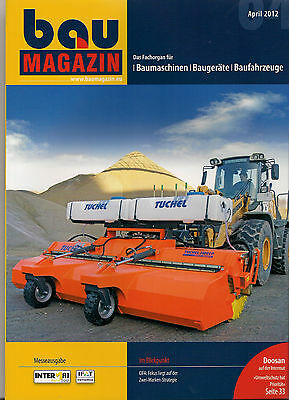 BauMagazin April 2012 (Messeausgabe Intermat 2012)