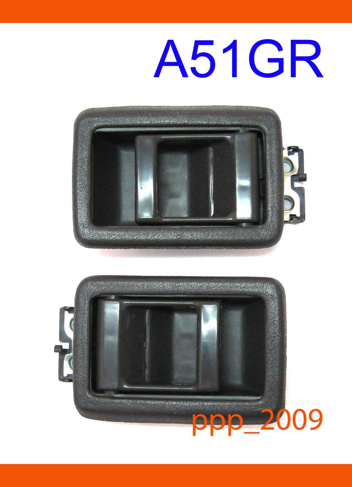 Interior Inner Door Handle For Nissan Hardbody Navara D21 Pickup 86 97 89 Fit Ebay