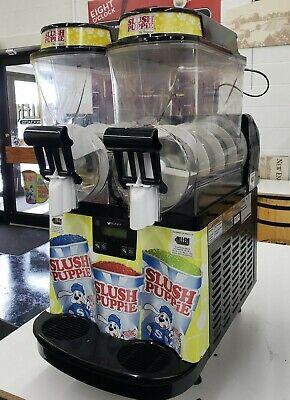Bunn Ultra 2 Bowl Slush Puppie 2 Flavor Machine 60 Day Warranty.
