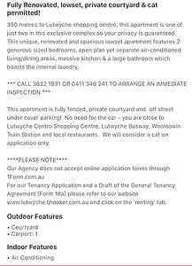 Unit for rent super loaction Lutwyche Brisbane North East Preview