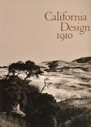 California Mission Arts Crafts 1910 Design – Furniture Pottery Metal Etc. / Book