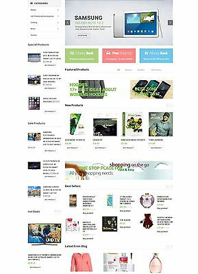 Ecommerce Website Make Money With Multiple Affiliates - Free Installation