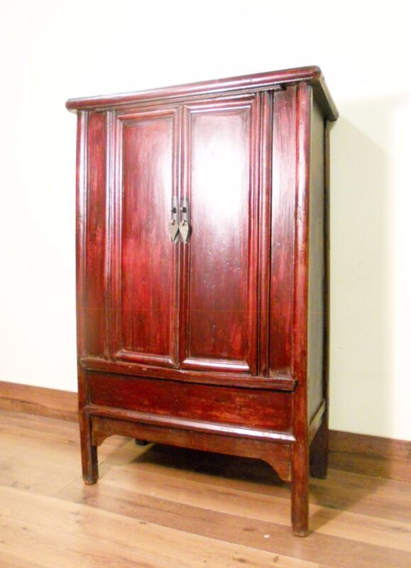 """Antique Chinese Ming """"MianTiao"""" Cabinet (5604), Circa 1800-1849"""