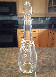 Seagull Pewter Wine Decanter