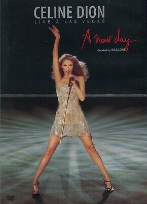 Celine Dion : Live à Las Vegas - A new day ... (DVD) comprar usado  Enviando para Brazil