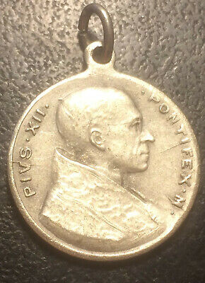 Religious Medal - Vatican - Pie XII - Jubilee Porta Sancta 1950