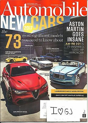 Automobile September 2016 New Cars 2017 Free & Fast SnH Best Deal on Ebay L@@K (Best Deals On Automobiles)