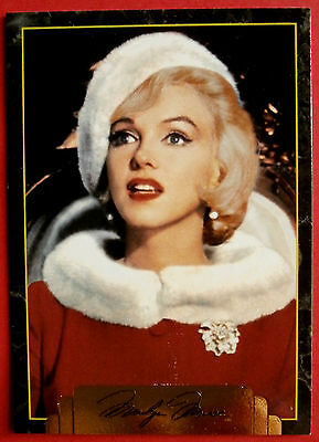 """""""Sports Time Inc."""" MARILYN MONROE Card # 175 individual card, issued in 1995"""