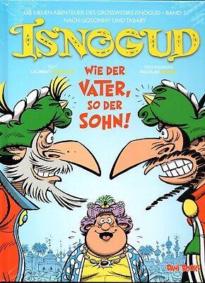 Isnogud Abenteuer des Großwesirs Comic Album Nr. 2: Wie der Vater, so der Sohn!