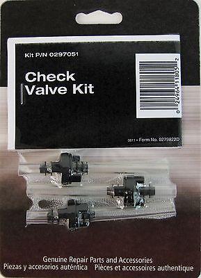 Titan Spraytech 0297051 Or 297051 Hvlp Check Valve Kit Oem