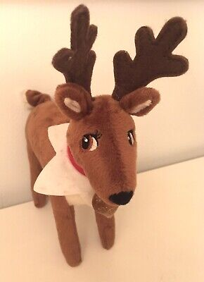 Elf On The Shelf Pet Reindeer Christmas Plush. Super Fun W Elf On Shelf Doll.