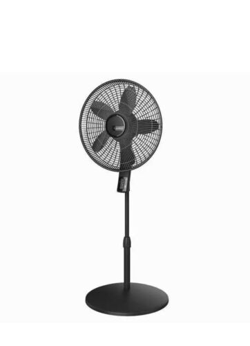 "Lasko Elite Collection Vertical Adjustable Height 42"" Up To"