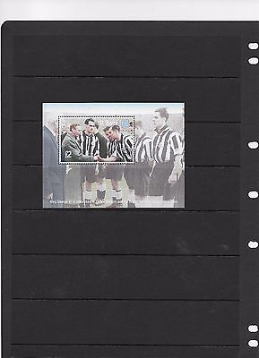 FA CUP FINAL MINI SHEETS ST MARTIN  NEWCASTLE WINNERS 1950-51