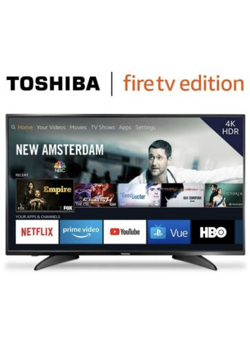 "Toshiba 43""  43LF621U19  Smart UHD 4K Fire TV - Fire TV Edition"