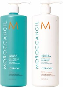 Moroccanoil Hydrating Shampoo and Conditioner 1L (33.8oz) *FREE and FAST*