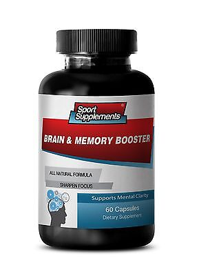 Ginko Biloba - Brain & Memory Booster 777mg - Boost Brain Function Supplement 1b
