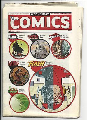 WEDNESDAY COMICS # 9 of 12 (DC COMICS, 2 SEPT 2009), VF