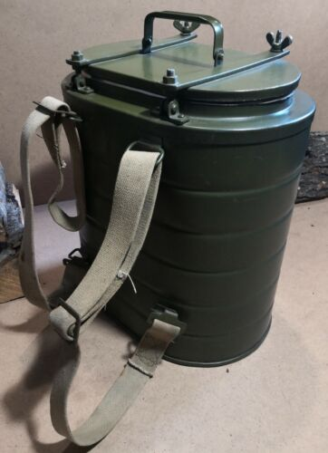 Large military Army thermos for field kitchen capacity 12 liters USSR