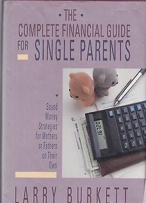 Complete Financial Guide for Single Parents-Burkett Parents Complete Guide