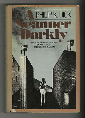 "PHILIP K. DICK: ""A Scanner Darkly"" ~ Doubleday Book Club Edition"