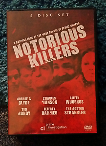 TRUE MURDERS ON DVDS.GORY BUT TRUE Austins Ferry Glenorchy Area Preview