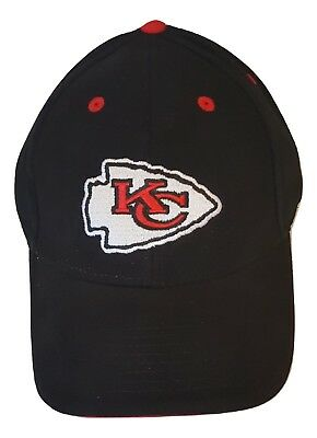 NFL Kansas City Chiefs Hat Adjustable Structured - Chiefs Hats